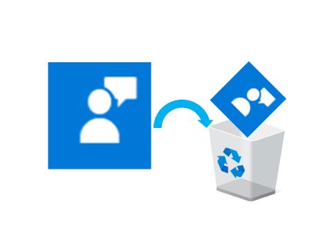 Windows10の勝手に入っているフィードバックHubは削除しても大丈夫?アンインストールの方法