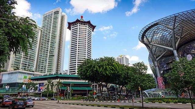 赤ちゃん連れシンガポール旅、グッドウッドパーク3泊4日の旅行記